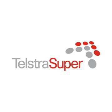 Telstra Super's logo
